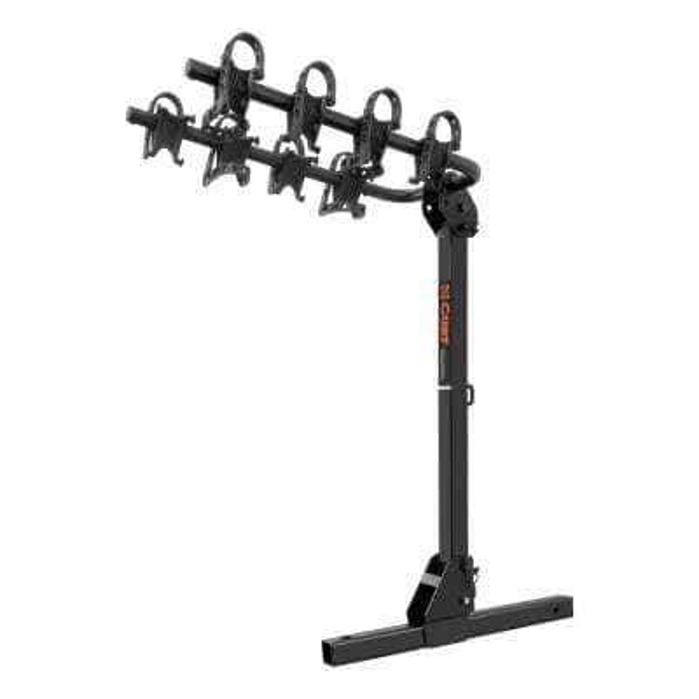 "Towable Hitch-Mounted Bike Rack (4 Bikes, 2"" Shank, 2,000 lbs.)"