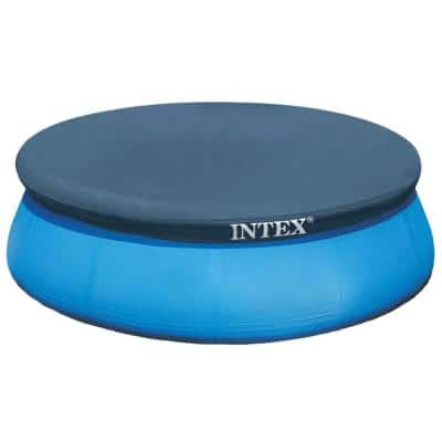 Intex Pool Covers Pool Supplies The Home Depot