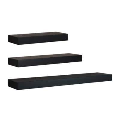 kieragrace KG Maine Wall Shelf, Set of 3