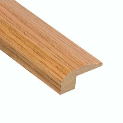 Oak Summer 3/8 in. Thick x 2-1/8 in. Wide x 78 in. Length Carpet Reducer Molding