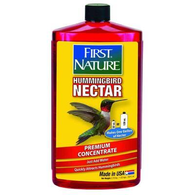 32 oz. Red Hummingbird Nectar
