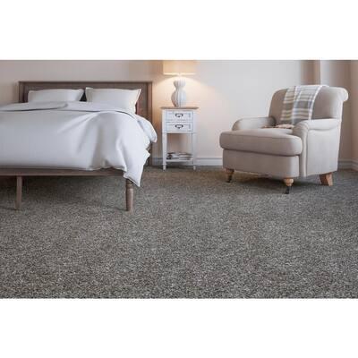 Cobblestone II - Color Home Port Texture 12 ft. Carpet