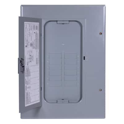 PowerMark Gold 125 Amp 12-Space 12-Circuit 3-Phase Indoor Main Lug Circuit Breaker Panel