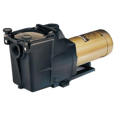 1½ HP Super Inground Single Speed  Pool Pump