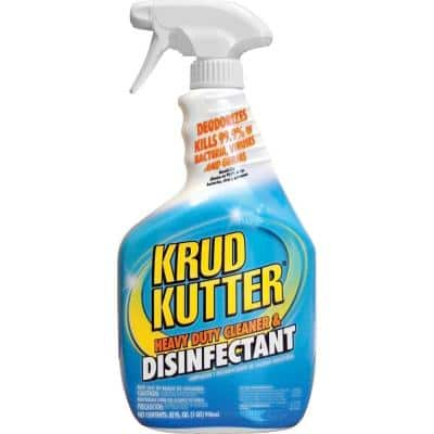 32 oz. Heavy Duty Cleaner and Disinfectant