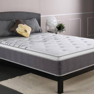 Performance Plus 12in. Extra Firm Innerspring Euro Top King Mattress