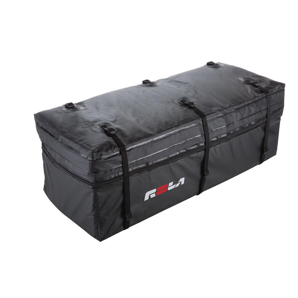 9.5 cu. ft. Expandable Waterproof Hitch Cargo Bag