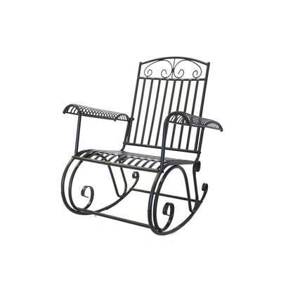 Steel Outdoor Rocking Chair