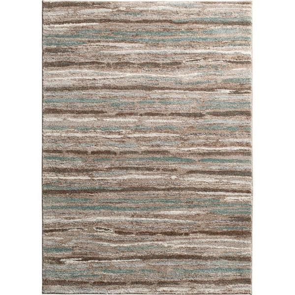 10 Ft Striped Area Rug 1203pm80hd 101