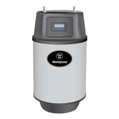130 Gal./HR 6 Year High Efficiency High Output Natural Gas 20 Gal. Hybrid Water Heater 100k BTU Durable Stainless Steel