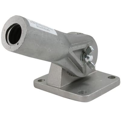 Aluminum Threaded Handle Float Bracket Adapter