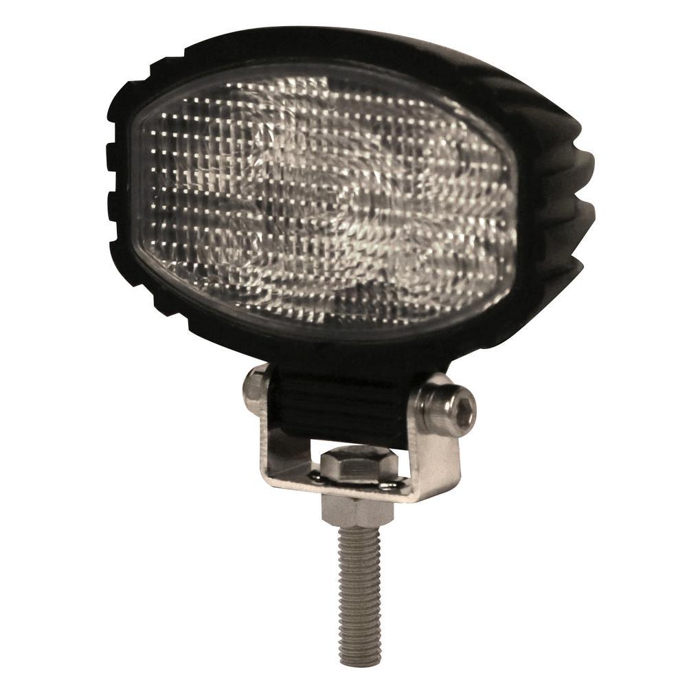 3 in. Oval 5 LED Flood Worklight