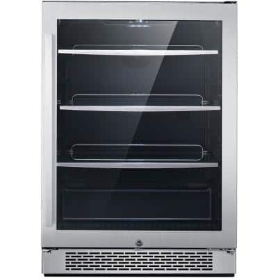 Luxury Series 24 in. 172-Can Capacity Cooler
