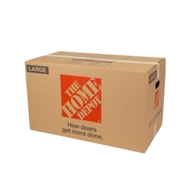 Large Moving Box 25-Pack (28 in. L x 15 in. W x 16 in. D )