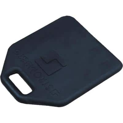 12 in. x 14 in. x 2 in. EPDM Pad (1-Piece)