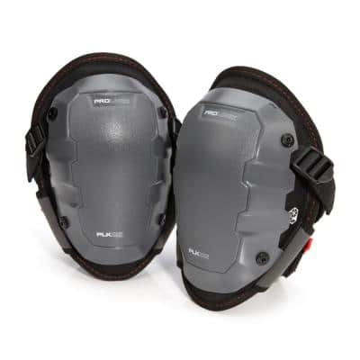 2-Piece Gel Knee Pad and Non-Marring Cap Attachment Combo Pack