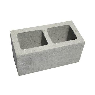 8 in. x 8 in. x 16 in. Concrete Block