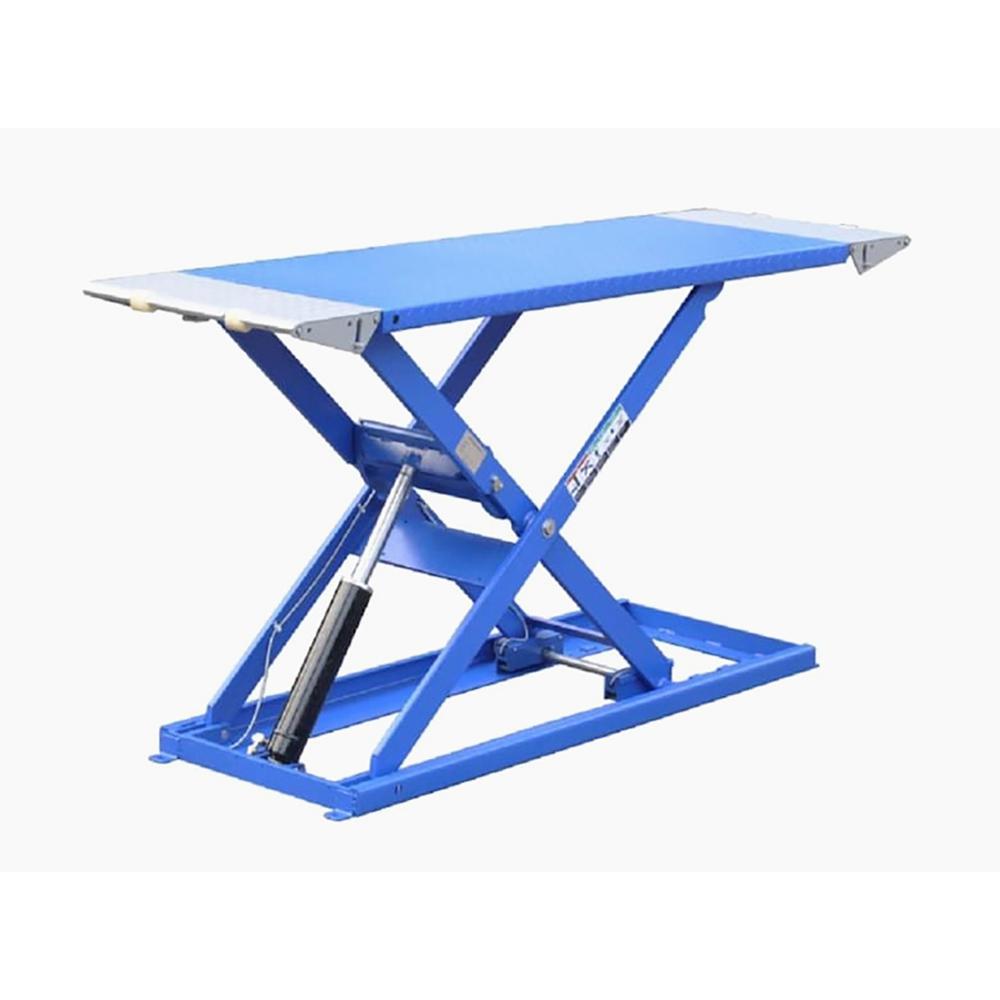 iDEAL UTV/ATV Table Scissor Lift 2500 lbs. Weight Capacity w/ Portability