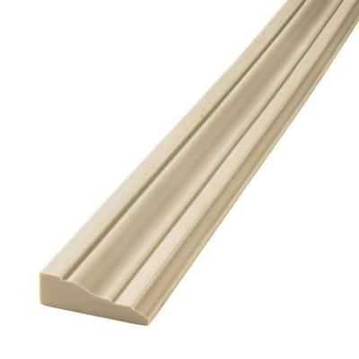 HD 366 5/8 in. x 2-1/4 in. x 144 in. Polyurethane Flexible Straight Casing