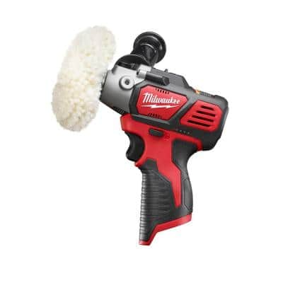 M12 12-Volt Lithium-Ion Cordless Variable Speed Polisher/Sander (Tool-Only)