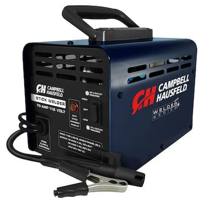 115-Volt 70 Amp Stick Welder