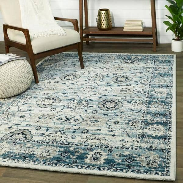 10 Ft Vintage Persian Area Rug 3005613
