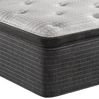 BRS900-C 16 in. Medium Hybrid Pillow Top Mattress