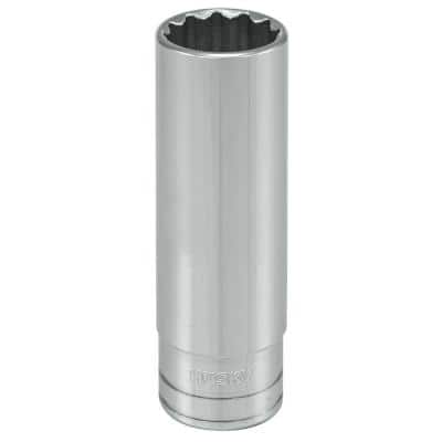 1/2 in. Drive 3/4 in. 12-Point SAE Deep Socket