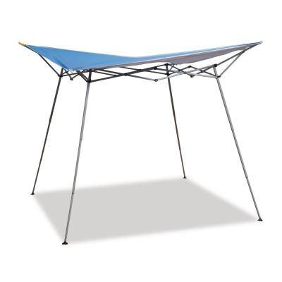 Evo Shade 8 ft. x 8 ft. Blue Instant Canopy