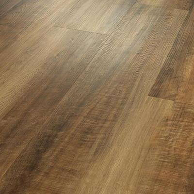 Breckenridge 7 in. W Reflex Click Lock Luxury Vinyl Plank Flooring (18.68 sq. ft./case)