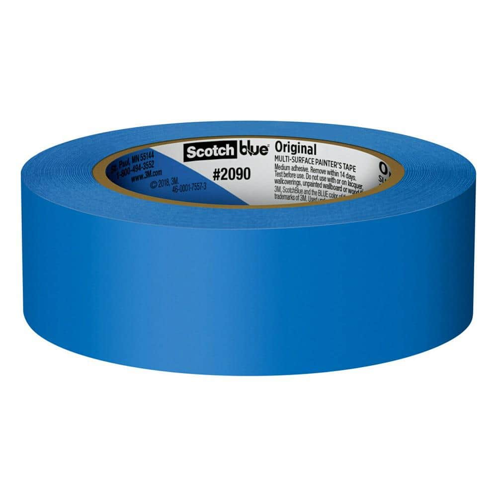 ScotchBlue 1.41 in. x 60 yds. Original Multi-Surface Painter's Tape (6-Pack)