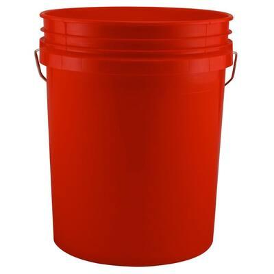 5-Gal. Red Bucket (120-Pack)