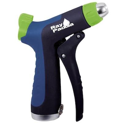 Metal Front Trigger Adjustable Pistol Hose Nozzle