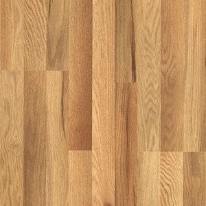 XP Haley Oak 8 mm T x 7.48 in. W x 47.24 in. L Laminate Flooring (19.63 sq. ft. / case)