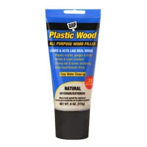 Plastic Wood 6 oz. Natural Latex Wood Filler