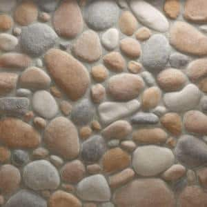 River Rock Gainsboro Corners 10 lin. ft. Handy Pack Manufactured Stone