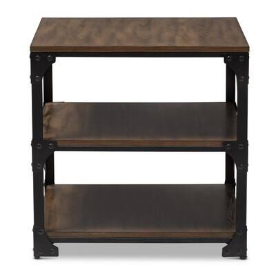 Milo Brown End Table