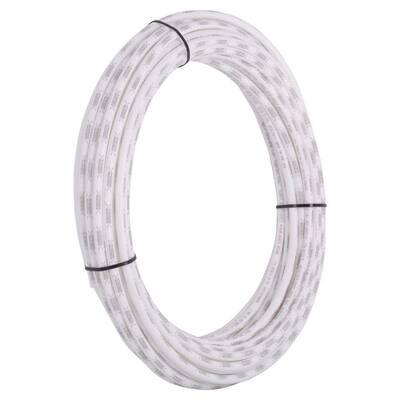 3/8 in. x 100 ft. Coil White PEX Pipe