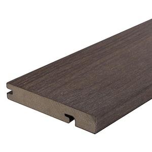 UltraShield Naturale Columbus 1 in. x 6 in. x 4 ft. Spanish Walnut Hybrid Composite Decking Board (4-Pack)