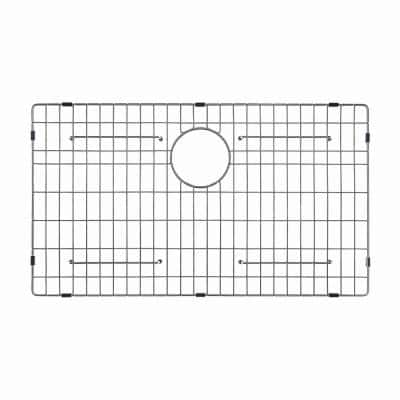 Stainless Steel Bottom Grid for KHF200-33 Single Bowl 33 in. Farmhouse Kitchen Sink