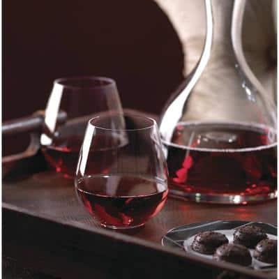 Tuscany Classics Simply Red Tumblers (Set of 4)