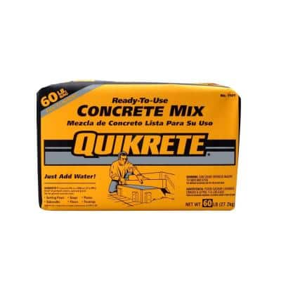 60 lb. Concrete Mix