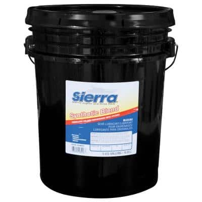 Hi- Performance Synthetic Blend Gear Lube - 5 Gal.