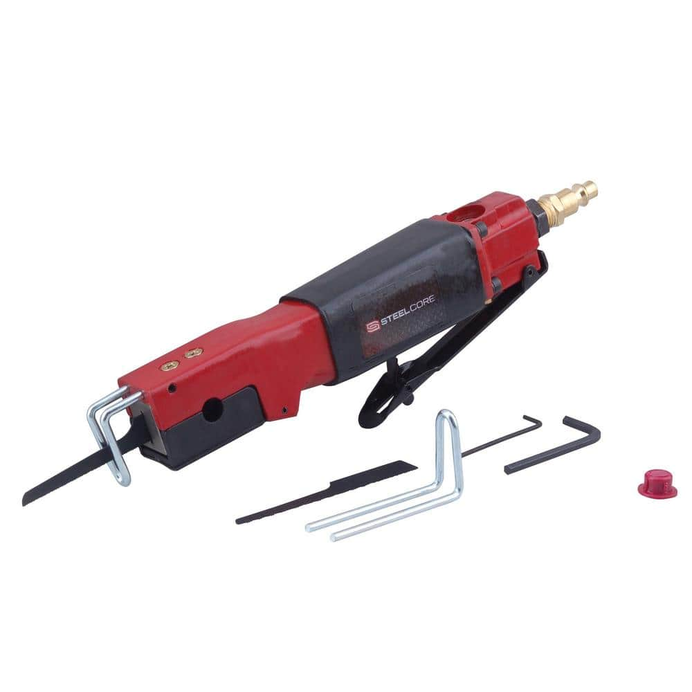 Air Body Saw High Speed Reciprocating Air Cutting Cut-off Tool  Metal Saw