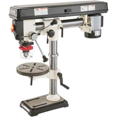 1/2 HP 34 in. Bench-Top Radial Drill Press