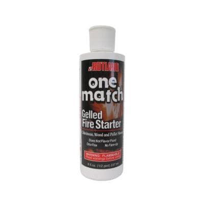 8 fl. oz. One Match Gelled Fire Starter