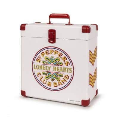 The Beatles Sgt Pepper Record Carrier Case