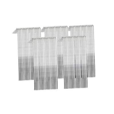 8-1/4 in. 9-Gauge Aluminum Chain Link Fence Ties (100-Pack)