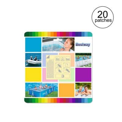 Pool Patch Kits Pool Accessories The Home Depot