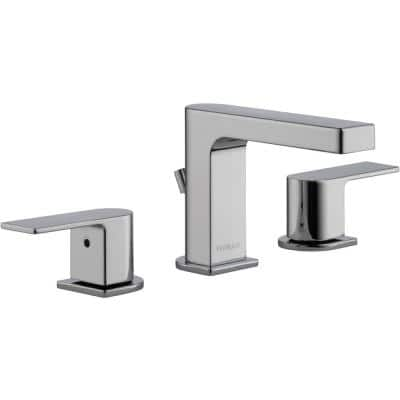 Xander 8 in. Widespread 2-Handle Bathroom Faucet in Chrome